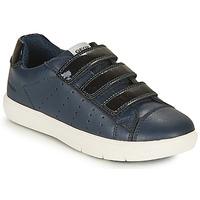 Pantofi Fete Pantofi sport Casual Geox SILENEX GIRL Albastru
