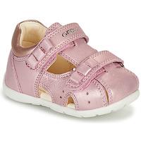 Pantofi Fete Sandale  Geox KAYTAN Roz