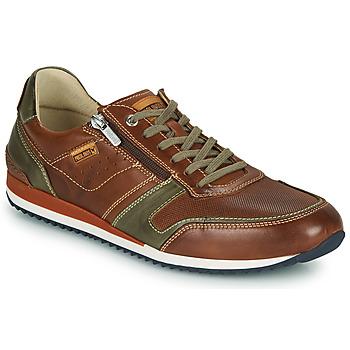 Pantofi Bărbați Pantofi sport Casual Pikolinos LIVERPOOL M2A Maro