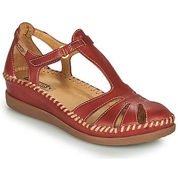Pantofi Femei Sandale  Pikolinos CADAQUES W8K Roșu