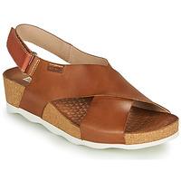 Pantofi Femei Sandale  Pikolinos MAHON W9E Maro