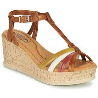 Pantofi Femei Sandale  Pikolinos MIRANDA W2F Maro