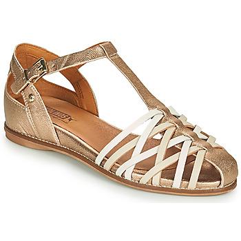 Pantofi Femei Sandale  Pikolinos TALAVERA W3D Auriu
