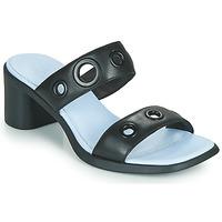 Pantofi Femei Papuci de vară Camper MEDA Negru