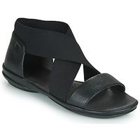 Pantofi Femei Sandale  Camper RIGHT NINA Negru