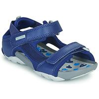 Pantofi Băieți Sandale  Camper OUS Albastru