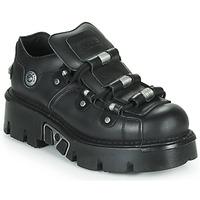Pantofi Pantofi Derby New Rock M-233-C3 Negru