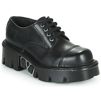 Pantofi Pantofi Derby New Rock M-NEWMILI03-C3 Negru