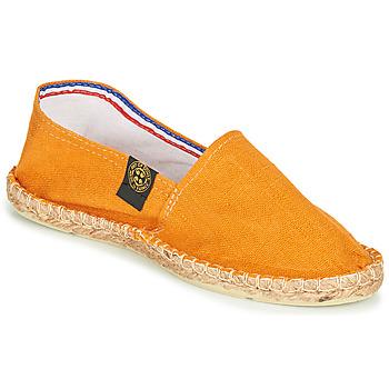 Pantofi Espadrile Art of Soule LINEN Portocaliu