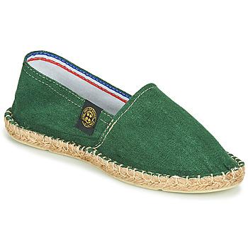 Pantofi Espadrile Art of Soule LINEN Verde