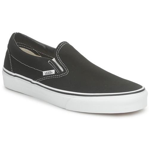 Pantofi Pantofi Slip on Vans CLASSIC SLIP-ON Negru