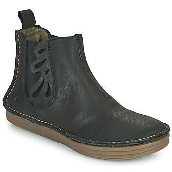Pantofi Femei Botine El Naturalista PLEASENT Negru