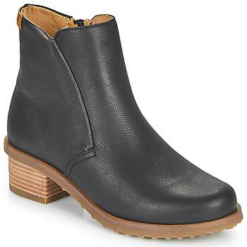 Pantofi Femei Botine El Naturalista SOFT Negru