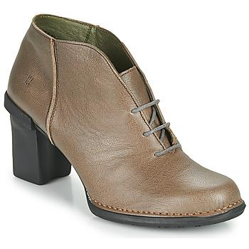 Pantofi Femei Cizme casual El Naturalista CAPRETTO Maro