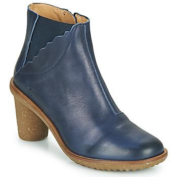 Pantofi Femei Botine El Naturalista IRIS Albastru