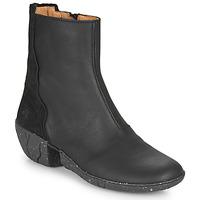 Pantofi Femei Cizme casual El Naturalista SOFT Negru
