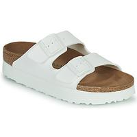 Pantofi Femei Papuci de vară Papillio ARIZONA GROOVED Alb