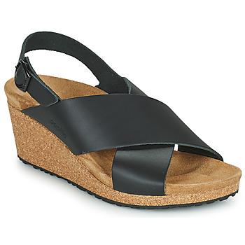 Pantofi Femei Sandale  Papillio SAMIRA RING BUCKLE Negru