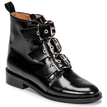 Pantofi Femei Ghete Jonak DIRCE BIS Negru