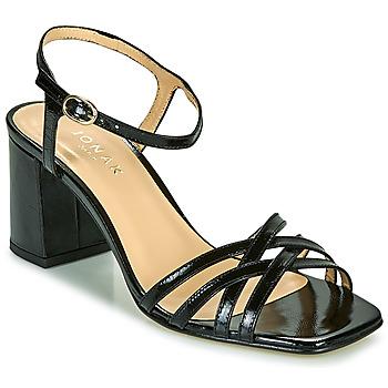Pantofi Femei Sandale  Jonak VICTORINE Negru