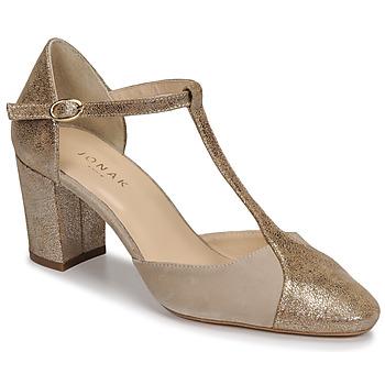 Pantofi Femei Pantofi cu toc Jonak VIMOS Bej