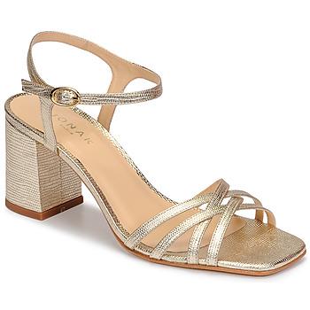 Pantofi Femei Sandale  Jonak VICTORINE Auriu