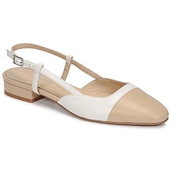 Pantofi Femei Sandale  Jonak DHAPOU Bej / Alb