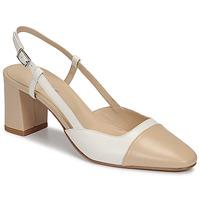 Pantofi Femei Pantofi cu toc Jonak DHAPOP Bej / Alb