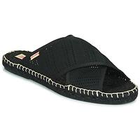 Pantofi Femei Papuci de vară Pare Gabia VP BANDEAU Negru