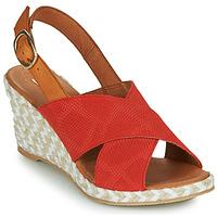 Pantofi Femei Sandale  Pare Gabia NAMEE Portocaliu