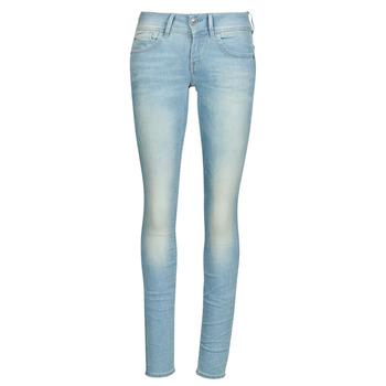 Îmbracaminte Femei Jeans skinny G-Star Raw Lynn Mid Skinny Wmn Lt / Aged