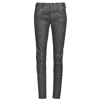 Îmbracaminte Femei Jeans skinny G-Star Raw 5620 Custom Mid Skinny wmn Dk / Aged / Cobler