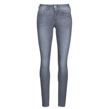 Îmbracaminte Femei Jeans skinny G-Star Raw Lynn d-Mid Super Skinny Wmn Medium / Aged