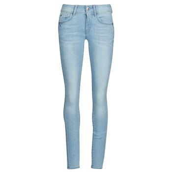 Îmbracaminte Femei Jeans skinny G-Star Raw Lynn Mid Skinny Wmn NEW Lt / Aged