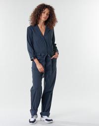 Îmbracaminte Femei Jumpsuit și Salopete G-Star Raw Workwear pj jumpsuit 34 slv wmn Mazarine / Blue