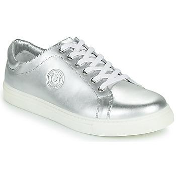 Pantofi Femei Pantofi sport Casual Pataugas TWIST/N F2F Argintiu