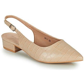 Pantofi Femei Pantofi cu toc Moony Mood OGORGEOUS Nude