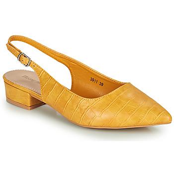 Pantofi Femei Pantofi cu toc Moony Mood OGORGEOUS Galben