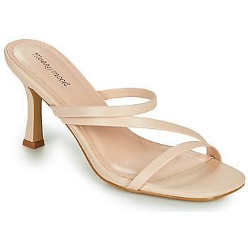 Pantofi Femei Papuci de vară Moony Mood OBIUTI Nude