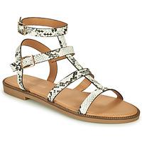 Pantofi Femei Sandale  Moony Mood ONIRIK Negru