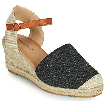 Pantofi Femei Sandale  Moony Mood OCUTE Negru