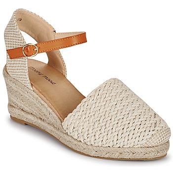 Pantofi Femei Sandale  Moony Mood OCUTE Bej