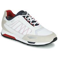Pantofi Bărbați Pantofi sport Casual BOSS Parkour_runn_net2 10214599 Alb