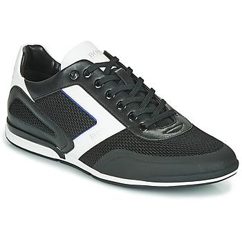 Pantofi Bărbați Pantofi sport Casual BOSS Saturn_Lowp_me 10230782 Negru