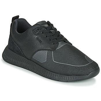 Pantofi Bărbați Pantofi sport Casual BOSS Titanium_Runn_tbjq 10232903 Negru