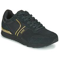 Pantofi Bărbați Pantofi sport Casual BOSS ARDICAL RUNN NYMX2 Negru / Auriu
