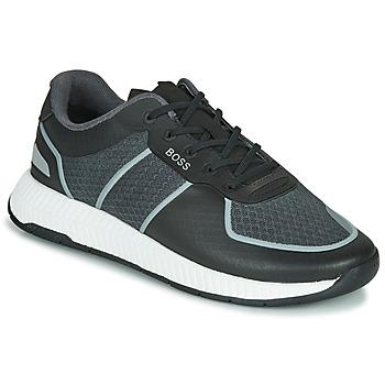 Pantofi Bărbați Pantofi sport Casual BOSS TITANIUM RUNN MEML Gri