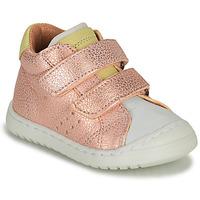 Pantofi Fete Pantofi sport Casual Bisgaard TATE Roz / Auriu