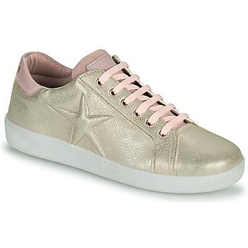 Pantofi Fete Pantofi sport Casual Bisgaard TILDE Auriu