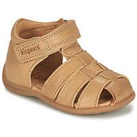 Pantofi Copii Sandale  Bisgaard CARLY Bej